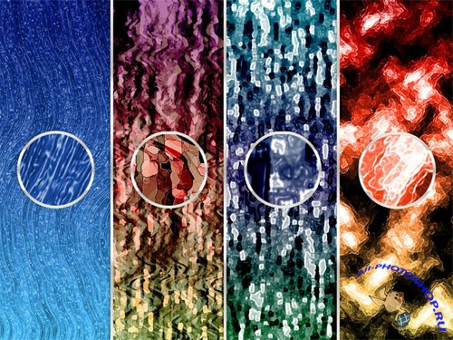 4 Abstract Backgrounds Pack