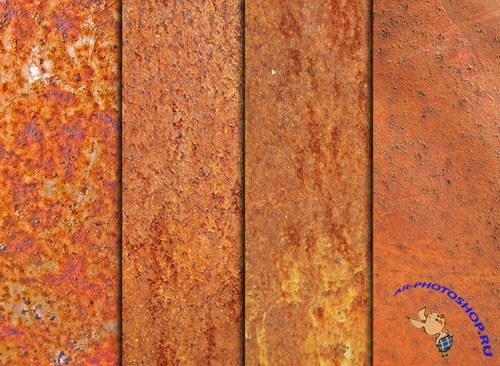 Textures - Rusty Pack