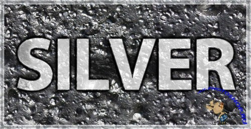 Silver Text Effect Style for Photoshop