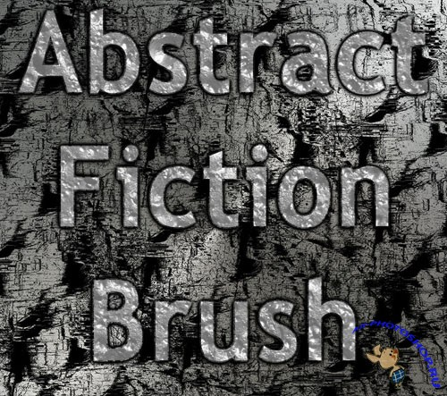 Brushes for Photoshop - Abstract Fiction