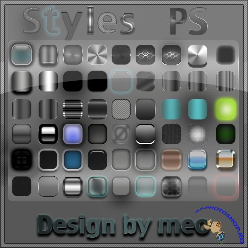 Differents Styles for Photoshop
