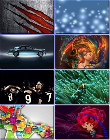 Excellent Wallpapers for PC - ��������� ����� ��� �� - Release 624