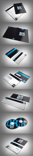 Business Corporate Identity For Photoshop