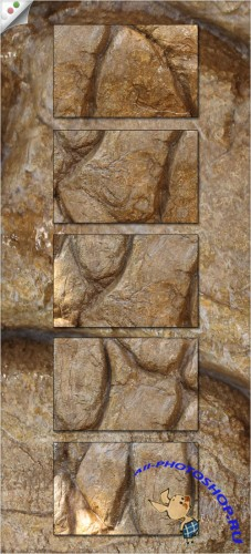 Wet Rock Textures Pack