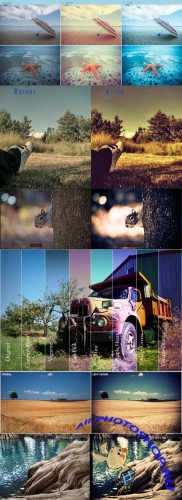 Cool Photoshop Actions 2012 pack 525