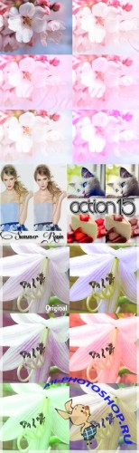 Photoshop Actions 2012 pack 527