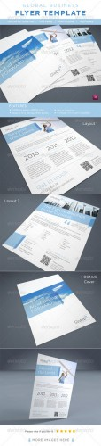 GraphicRiver - Business Flyer / AD Template 2334585