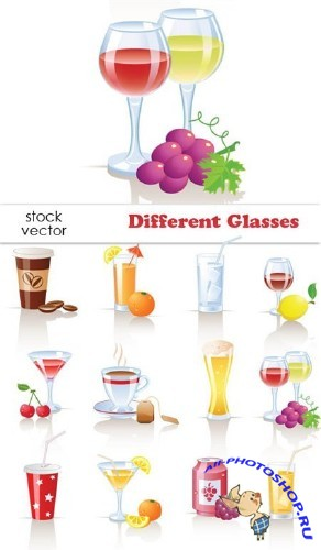 Vectors - Different Glasses
