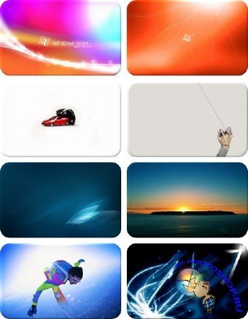 Quality Wallpapers - Обои для ПК - Super Pack 640