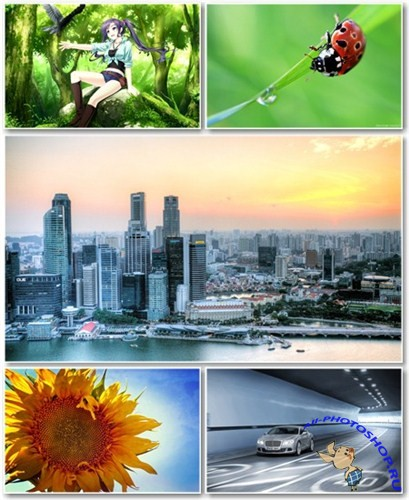 Best HD Wallpapers Pack №632