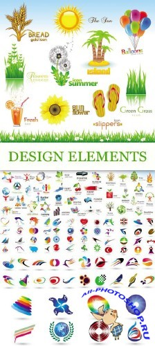 Design Elements Vector Collection 2
