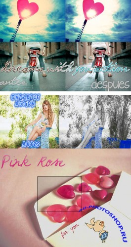 Cool Photoshop Actions 2012 pack 561