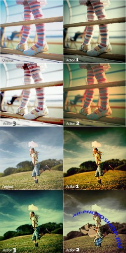 Cool Photoshop Actions 2012 pack 563