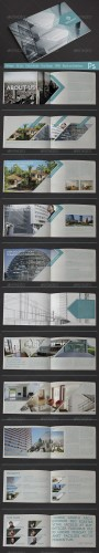 GraphicRiver - Architect Brochure 2450517