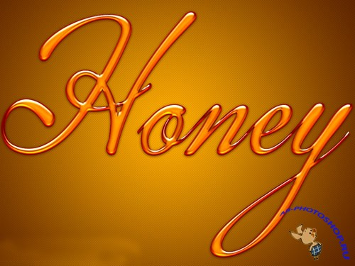 Style for Photoshop - Premium Honey