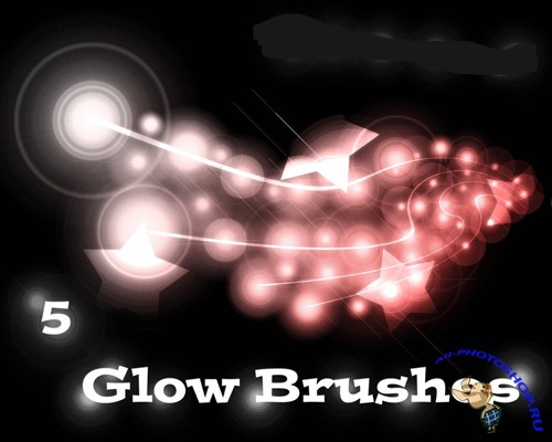 Glow Brushes Set