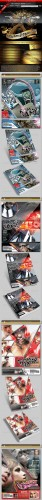 GraphicRiver - Advance Comics Publication Pack 2 - 2480665