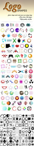 Shapes for Photoshop - 104 Logo