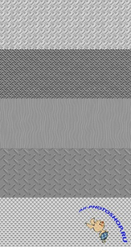 Silver Plates Backgrounds