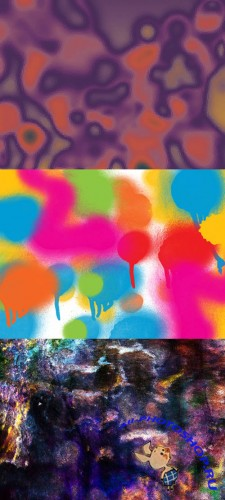 Abstract Colors Backgrounds