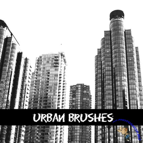 Urban Brushes Set