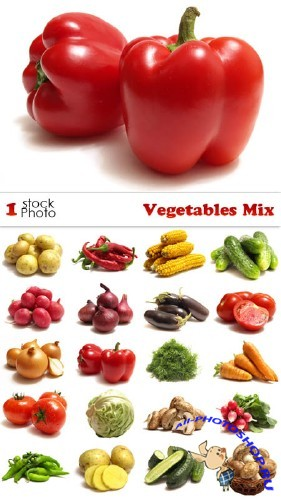 Photo - Vegetables Mix