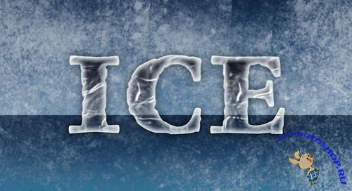 Ice Layer Photoshop Styles