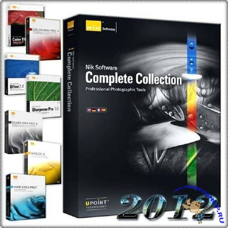 Nik Software Complete Collection (21.08.2012) (Eng+Rus)