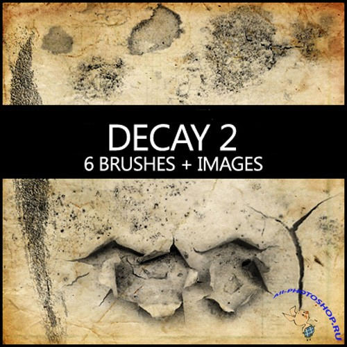 Decay Brushes 2 Set