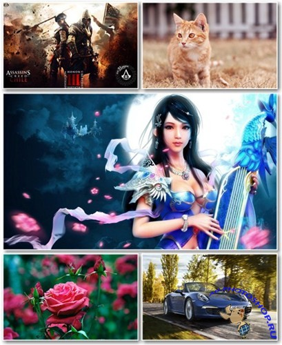 Best HD Wallpapers Pack №696