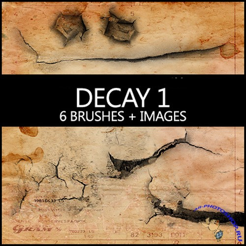Decay Brushes Set 1