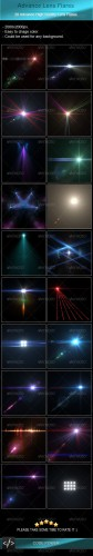 GraphicRiver - Advance Lens Flares 2748383