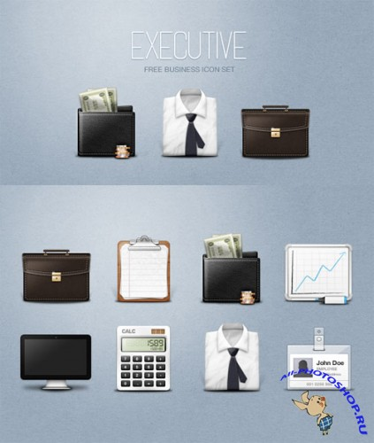 MediaLoot - Executive Business Icons