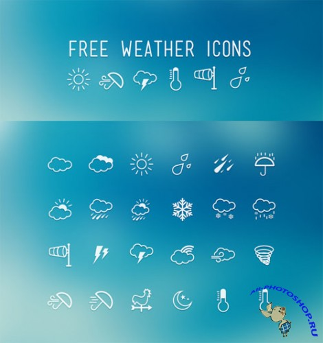 MediaLoot - Weather Icons