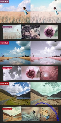 Photoshop Actions 2012 pack 680