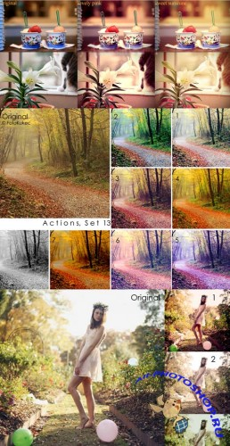 Photoshop Actions 2012 pack 703