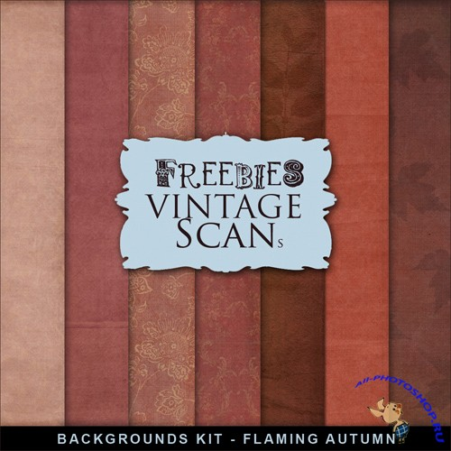 Textures - Old Vintage Backgrounds #112