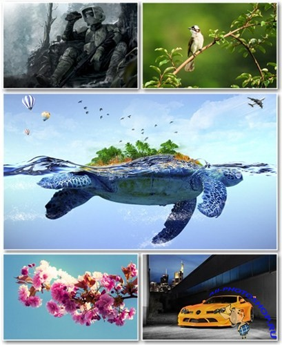 Best HD Wallpapers Pack №725
