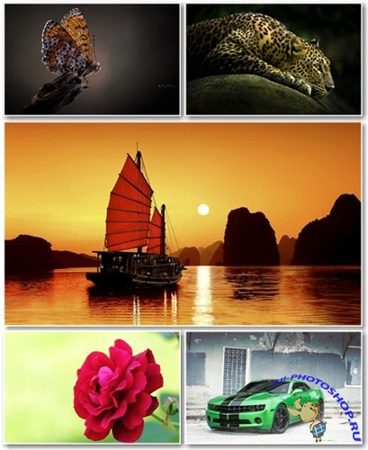 Best HD Wallpapers Pack №729