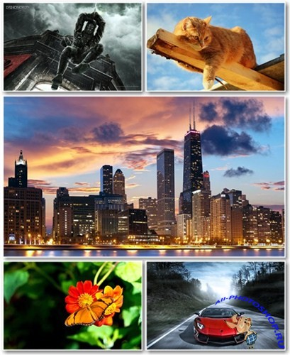 Best HD Wallpapers Pack №732