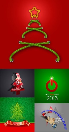 Christmas creative - Vectors