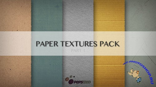 Paper Textures Pack #1