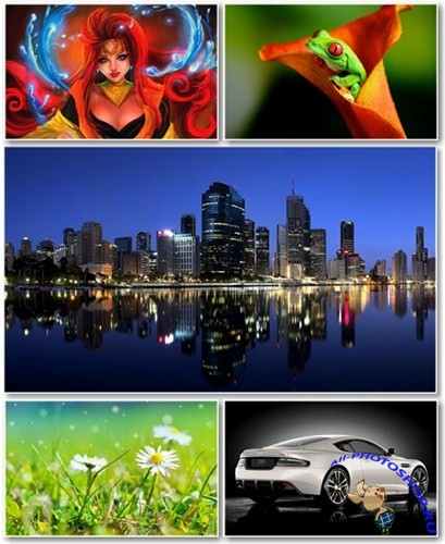 Best HD Wallpapers Pack №768