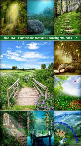 Fantastic Natural Backgrounds 7