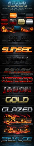 GraphicRiver - 11 Varied Styles 2 - 1651523