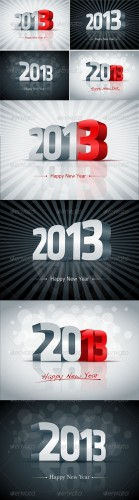 GraphicRiver - 3d 2013 Set 3070806