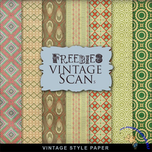 Textures - Old Vintage Backgrounds #116