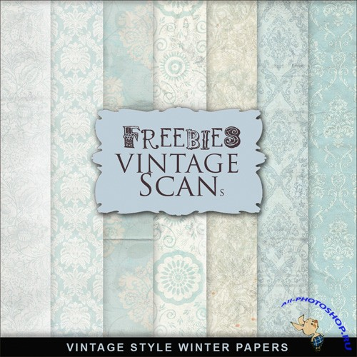 Textures - Old Vintage Backgrounds #120