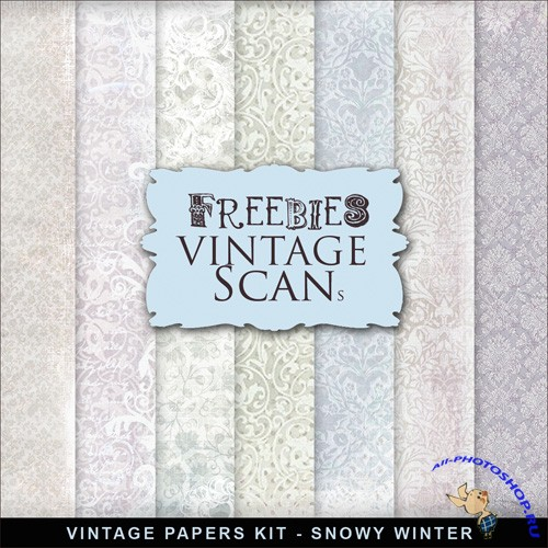 Textures - Old Vintage Backgrounds #119