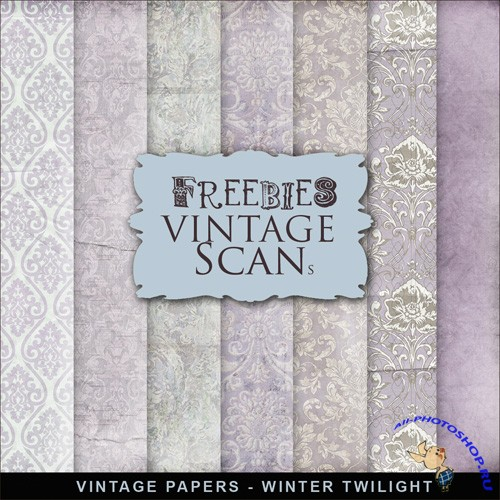 Textures - Old Vintage Backgrounds #118